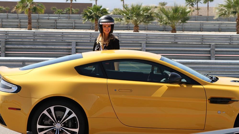 Women Behind the Wheel – O'Gara Coach in Palm Springs