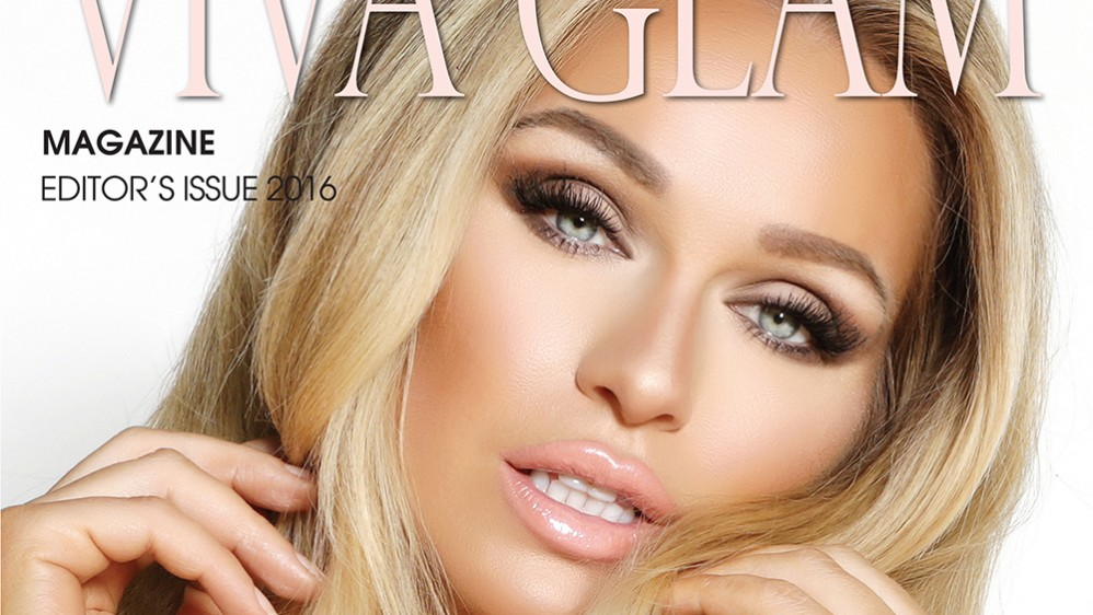 VIVA GLAM MAGAZINE Editor's Issue