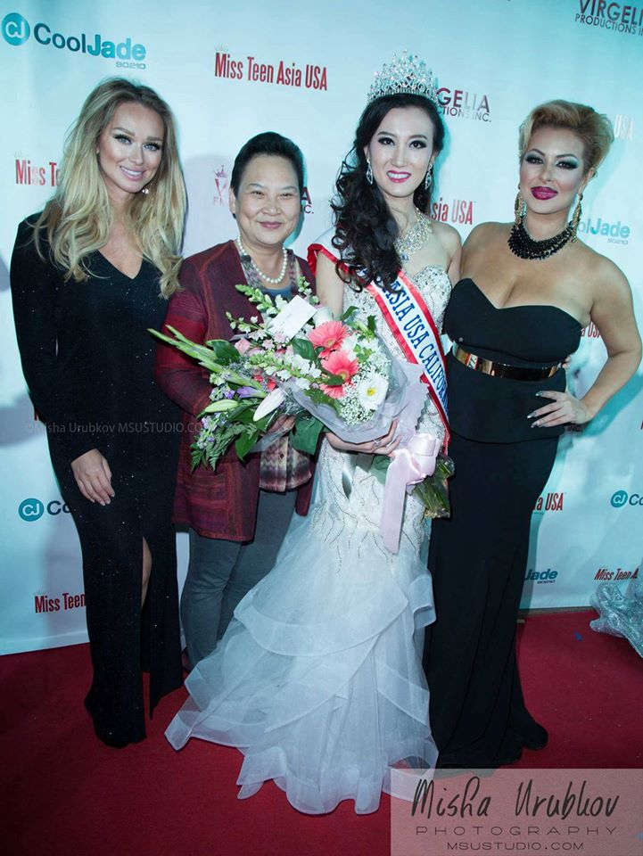 KATARINA VAN DERHAM MISS ASIA USA JUDGE